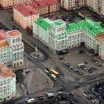 Norilsk, una ciudad industrial deprimente