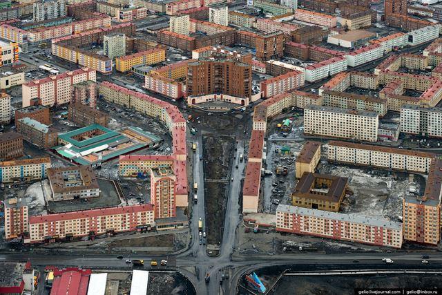 Norilsk ciudad minera Rusia (21)
