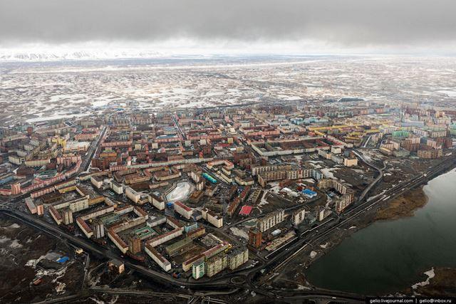 Norilsk ciudad minera Rusia (20)