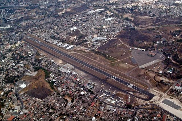 Aeropuerto Internacional Toncotin