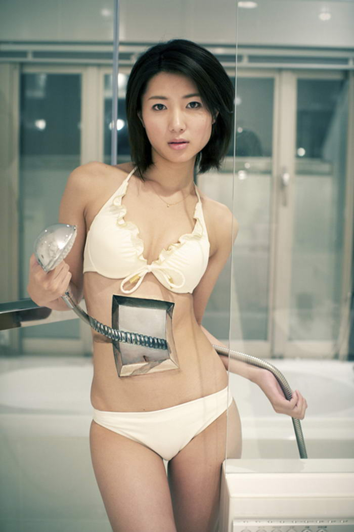 Body Paint por Hikaru Cho (3)