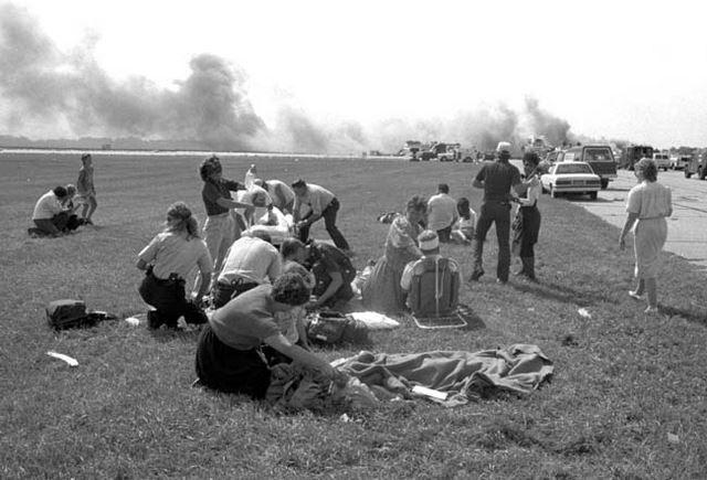 McDonnell Douglas DC-10 accidente 1989