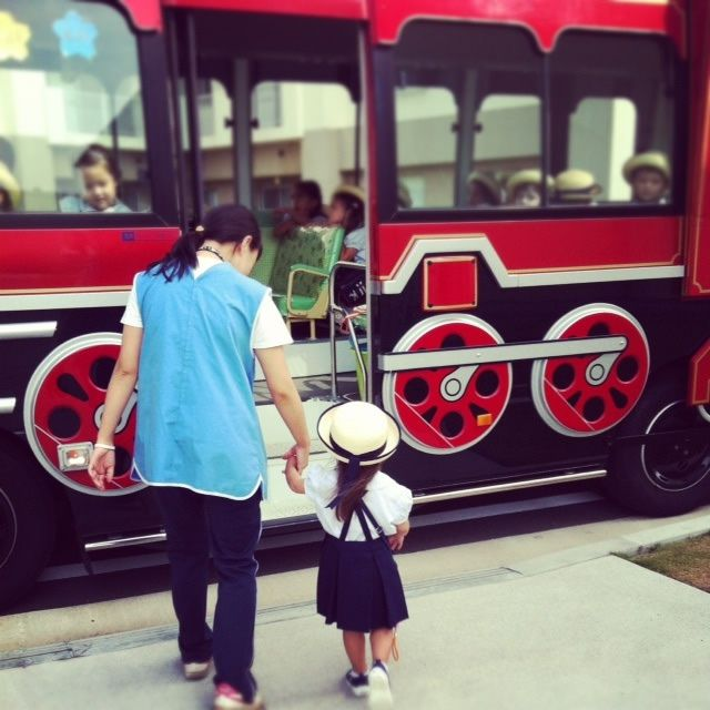 Autobus escolar en Japón (19)
