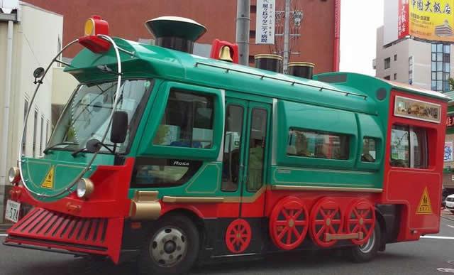 Autobus escolar en Japón (9)