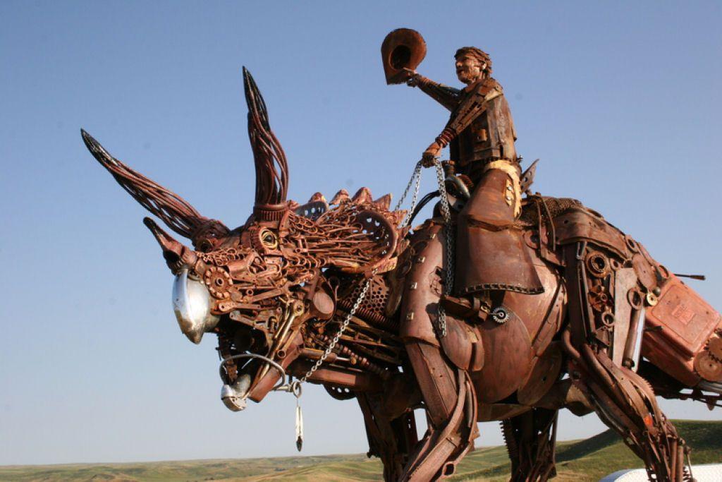 John Lopez esculturas metalicas (2)