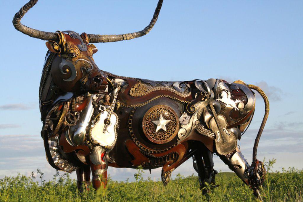 John Lopez esculturas metalicas (3)