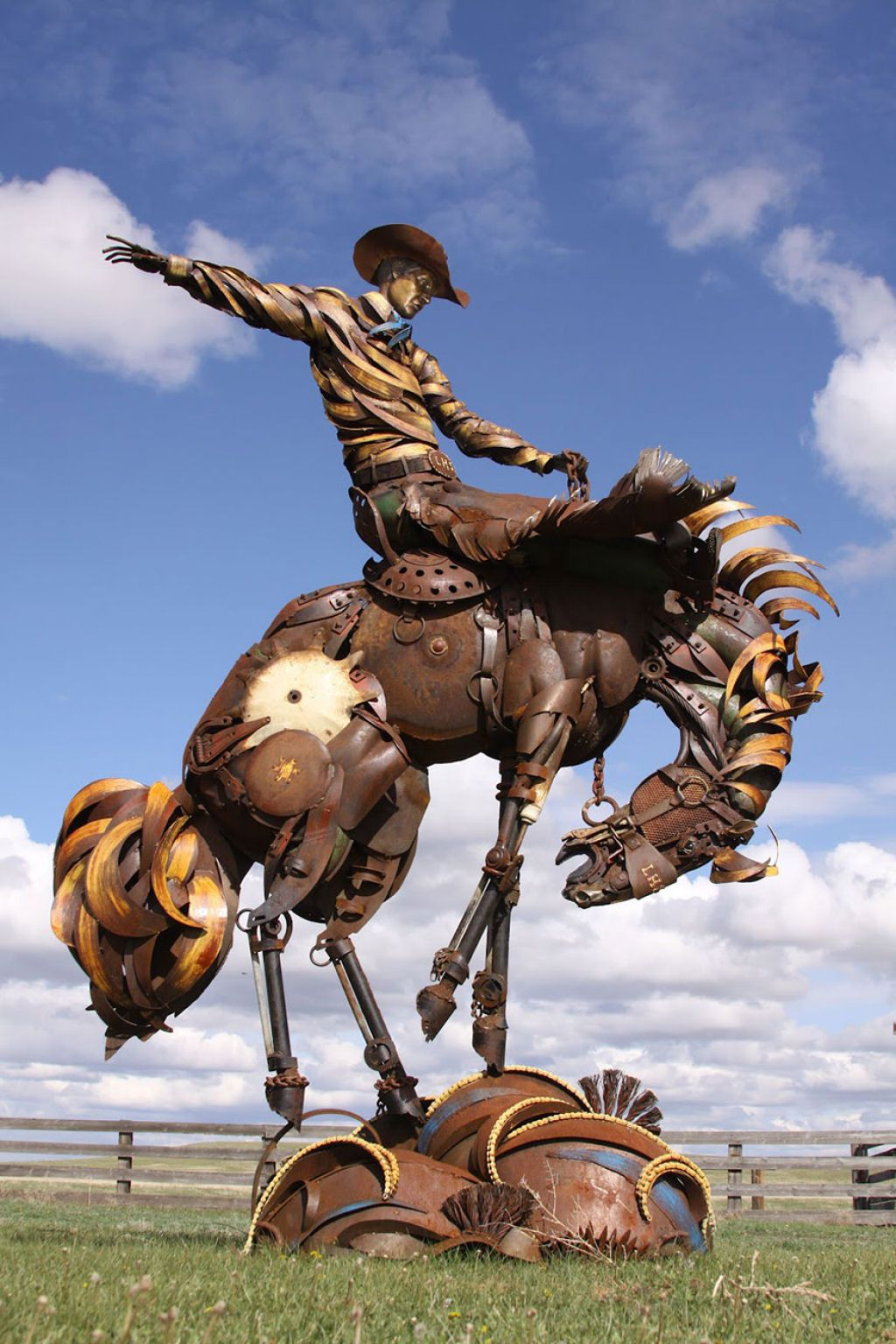 John Lopez esculturas metalicas (22)