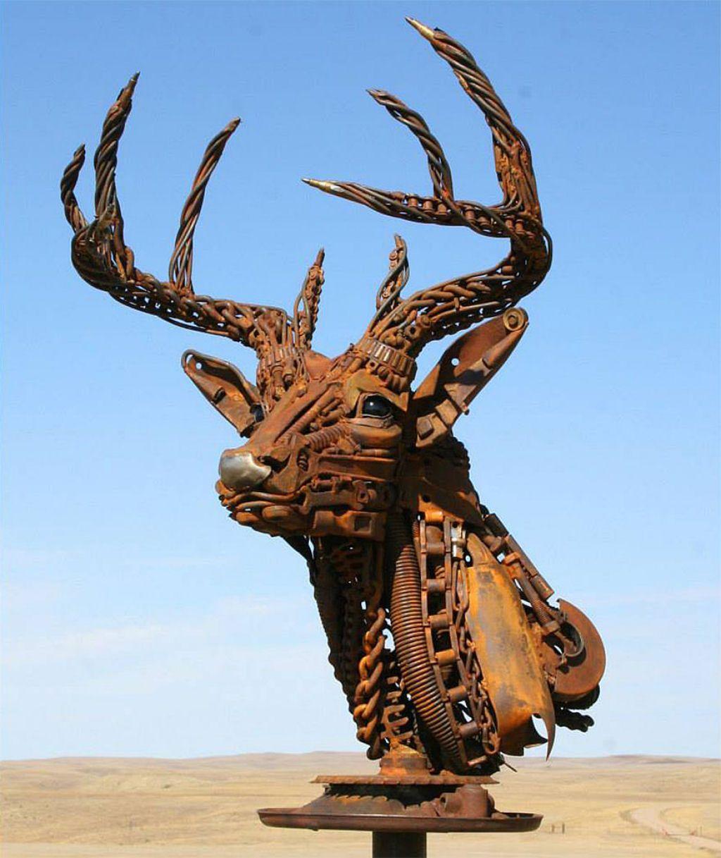 John Lopez esculturas metalicas (20)