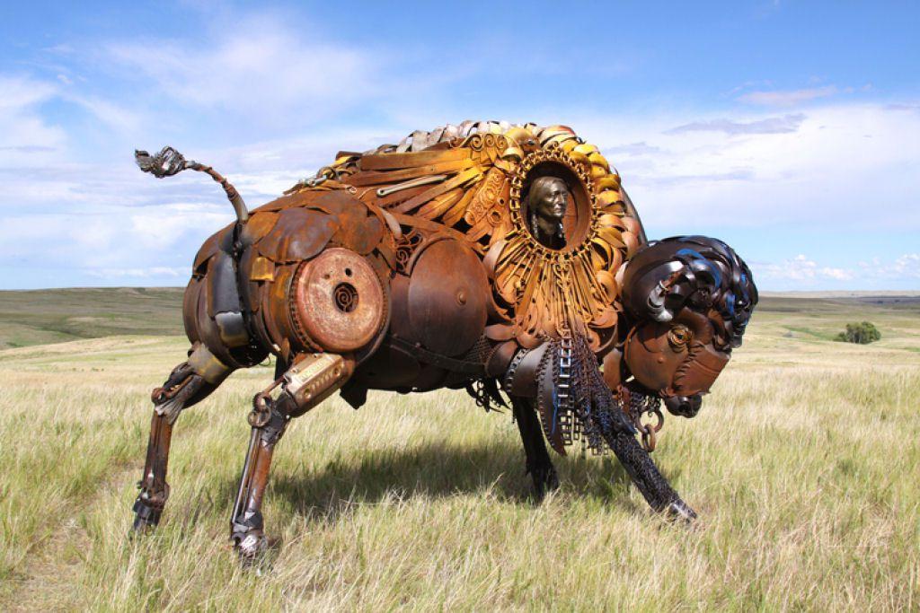 John Lopez esculturas metalicas (7)