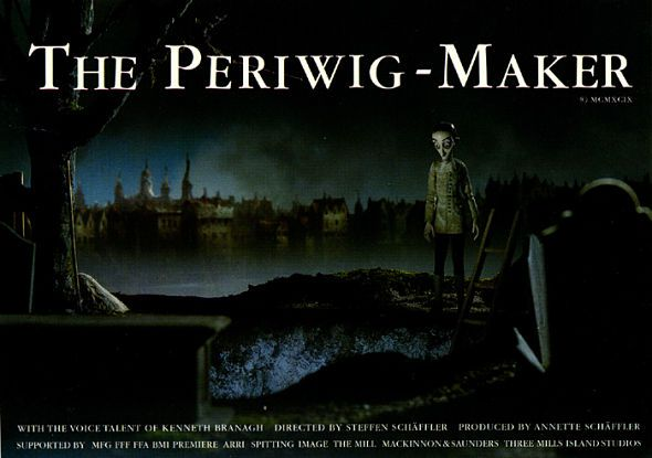 The Periwig Maker
