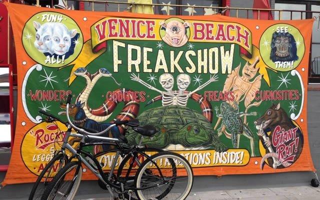 vecine beach freakshow