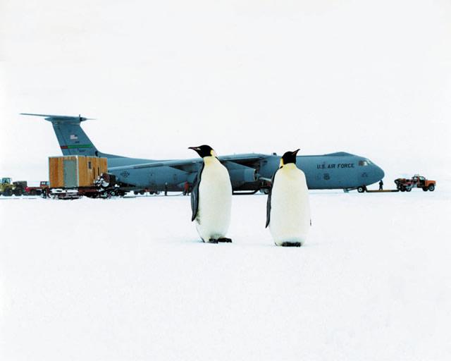 Aeropuerto Sea Ice Ice Runway