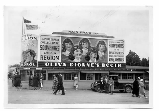 historia de las quintillizas Dionne (5)
