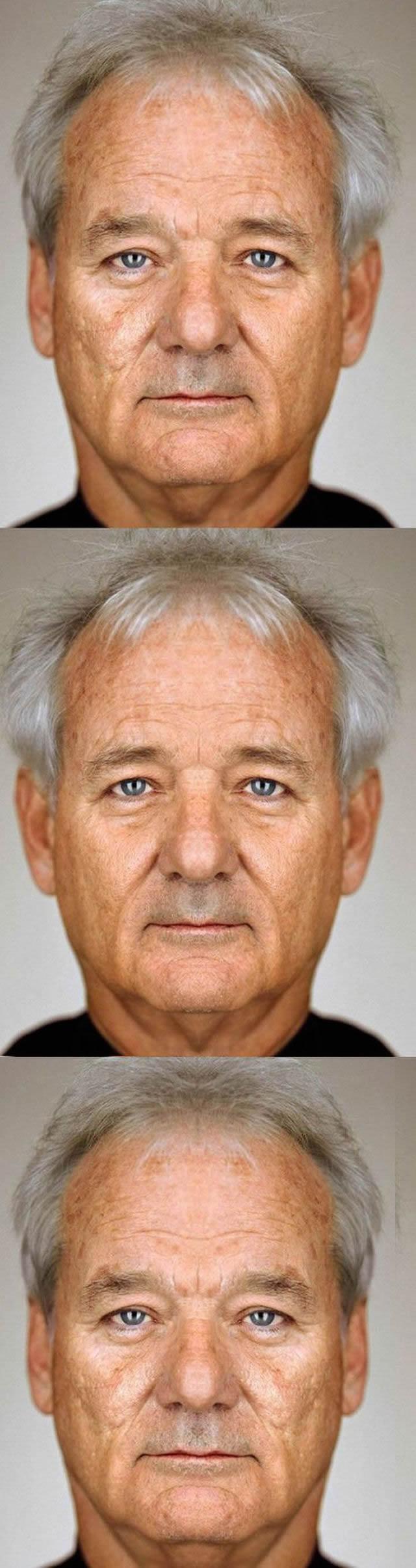 rostros simetricos famosos (2)