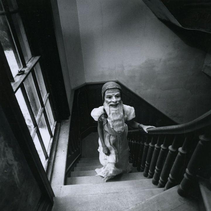 Arthur Tress Pesadillas Infantiles (3)