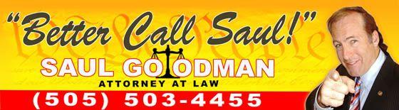 """Better Call Saul"""""""