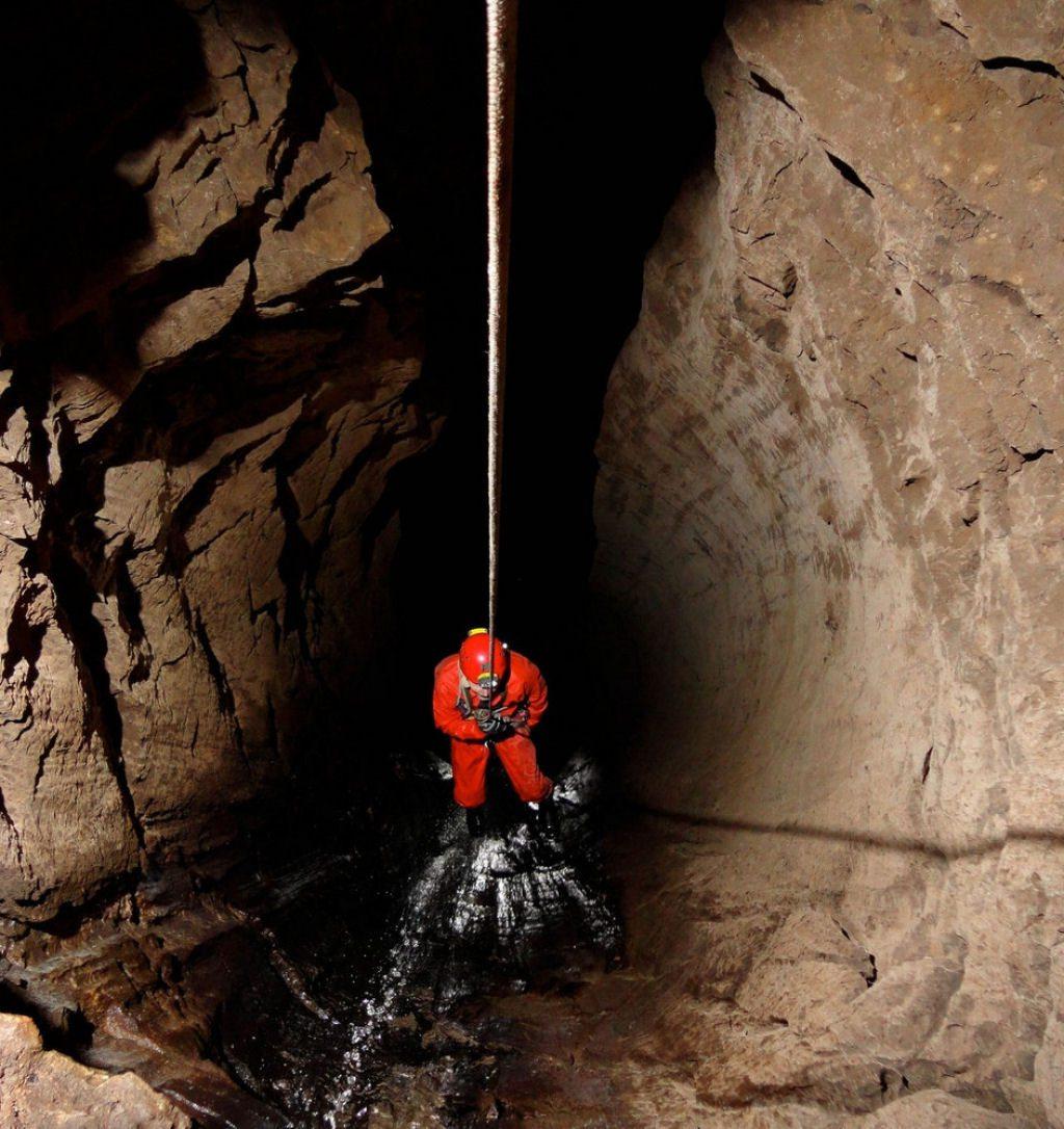 Caverna Krubera en Abjasia (5)