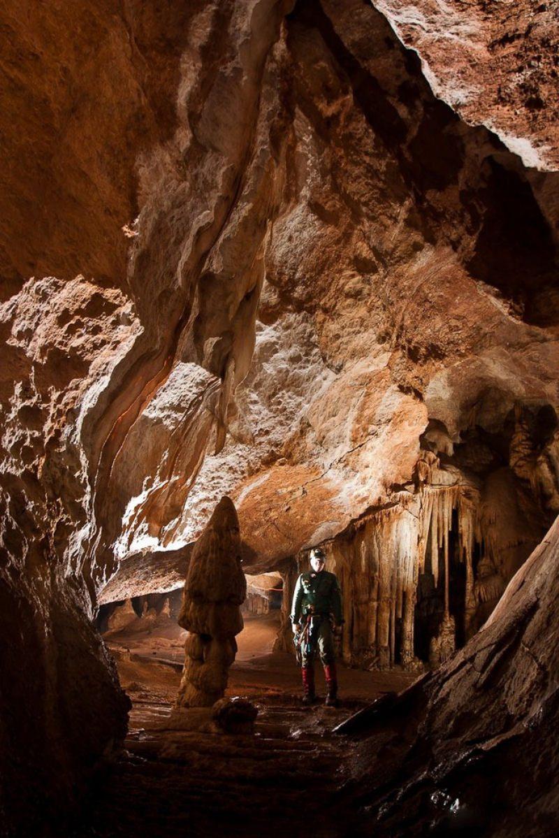 Caverna Krubera en Abjasia (4)