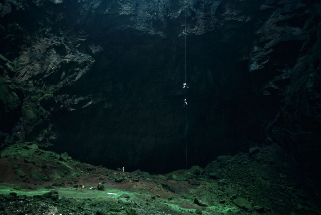 Caverna Krubera en Abjasia (3)
