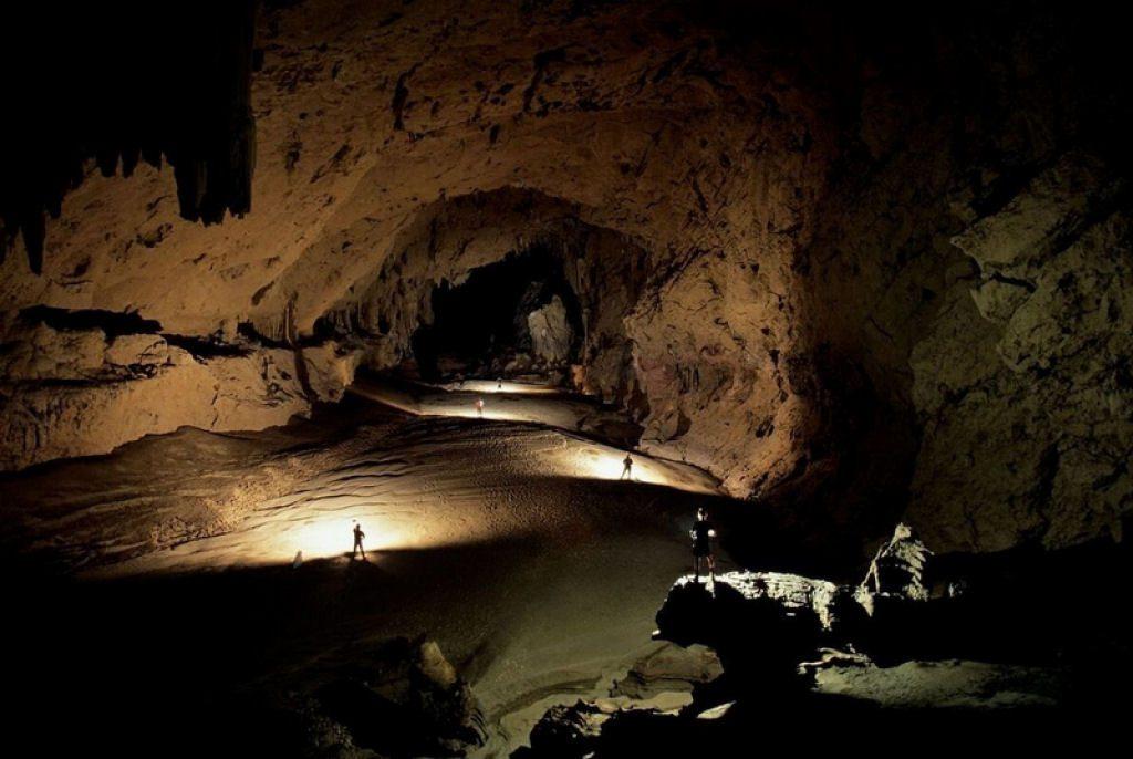 Caverna Krubera en Abjasia (12)