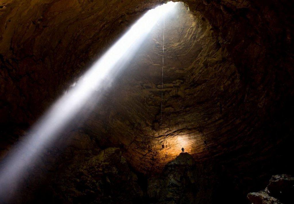 Caverna Krubera en Abjasia (11)