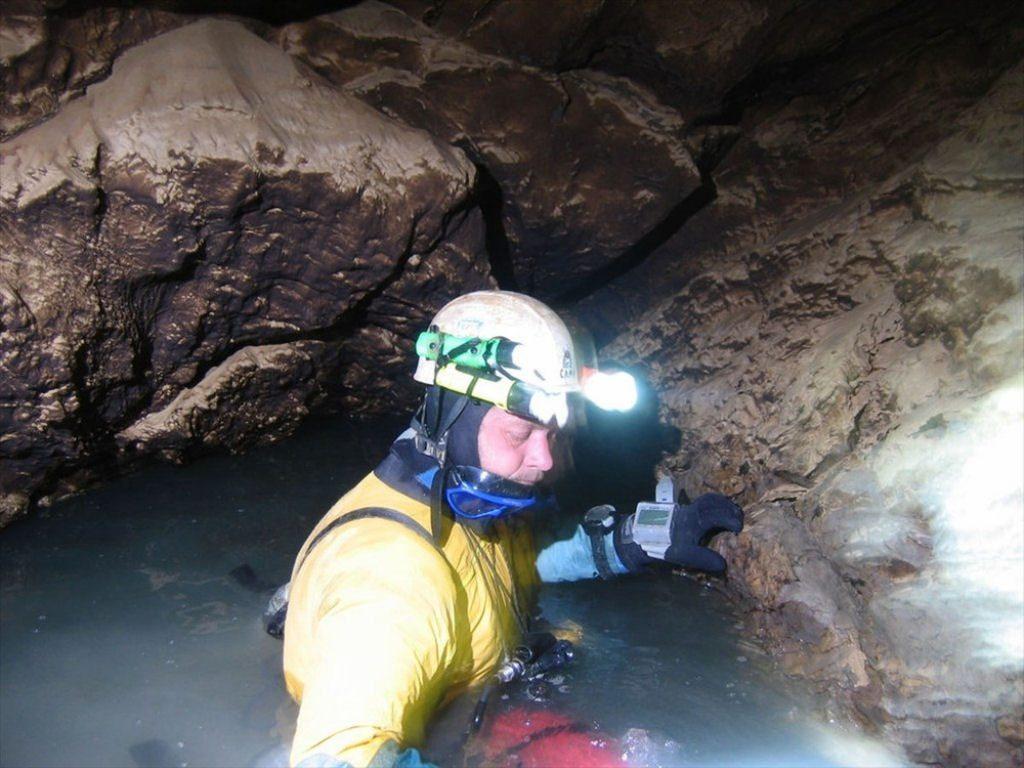 Caverna Krubera en Abjasia (20)