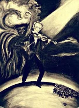 Paganini y el diablo