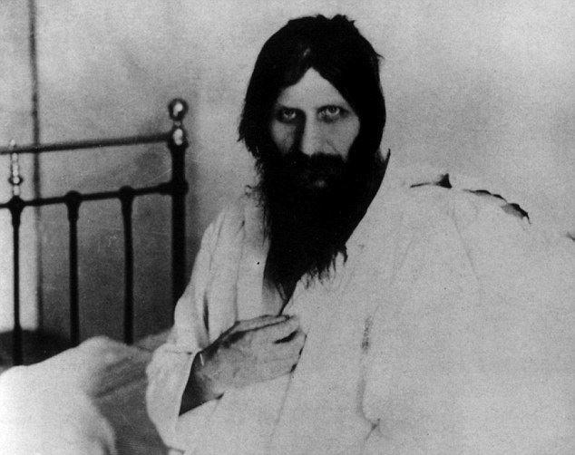 Rasputin enfermo