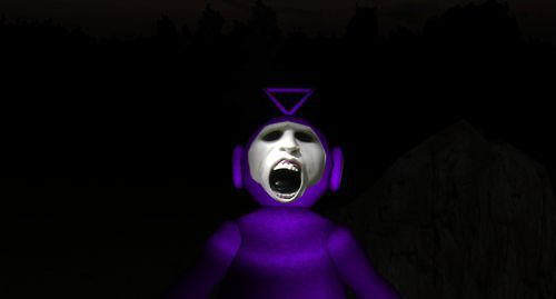 Teletubbies dark