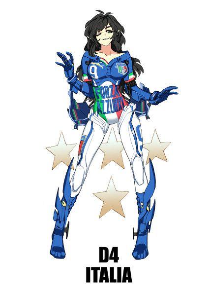 Personajes anime copa del mundo (23)