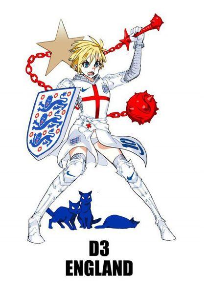 Personajes anime copa del mundo (16)