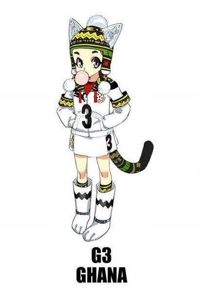 Personajes anime copa del mundo (15)