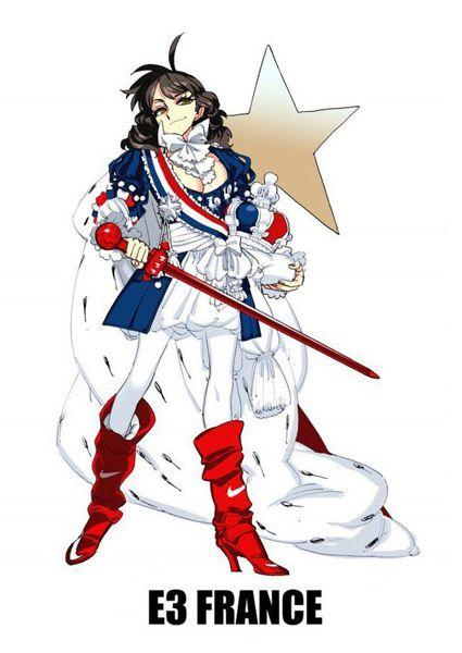 Personajes anime copa del mundo (13)