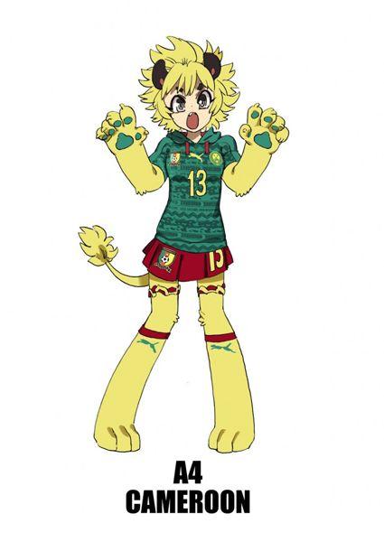 Personajes anime copa del mundo (11)