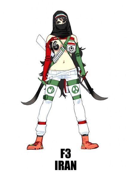 Personajes anime copa del mundo (6)