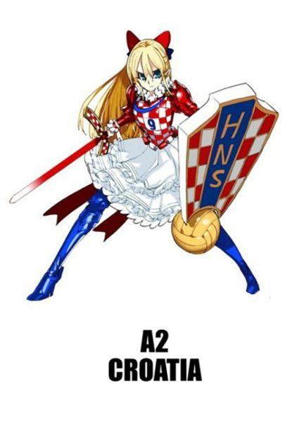 Personajes anime copa del mundo (3)