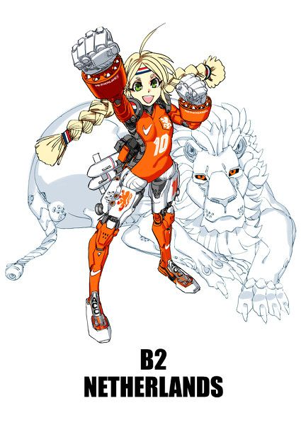 Personajes anime copa del mundo (30)