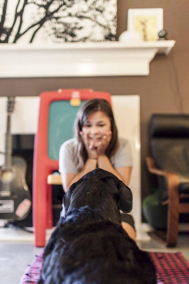 Perro Duke fotografias de Robyn Arouty (21)