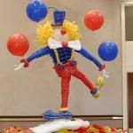 24 esculturas épicas creadas con globos