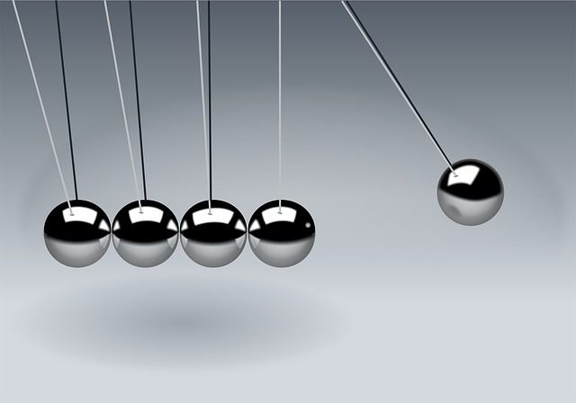 esferas newton