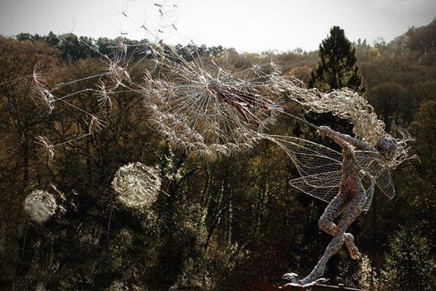 esculturas hadas alambre (11)