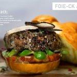 Foie-ck A Duck: la hamburguesa prohibida