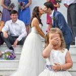 Olvida las típicas fotos de bodas y aprecia el trabajo de este talentoso fotógrafo