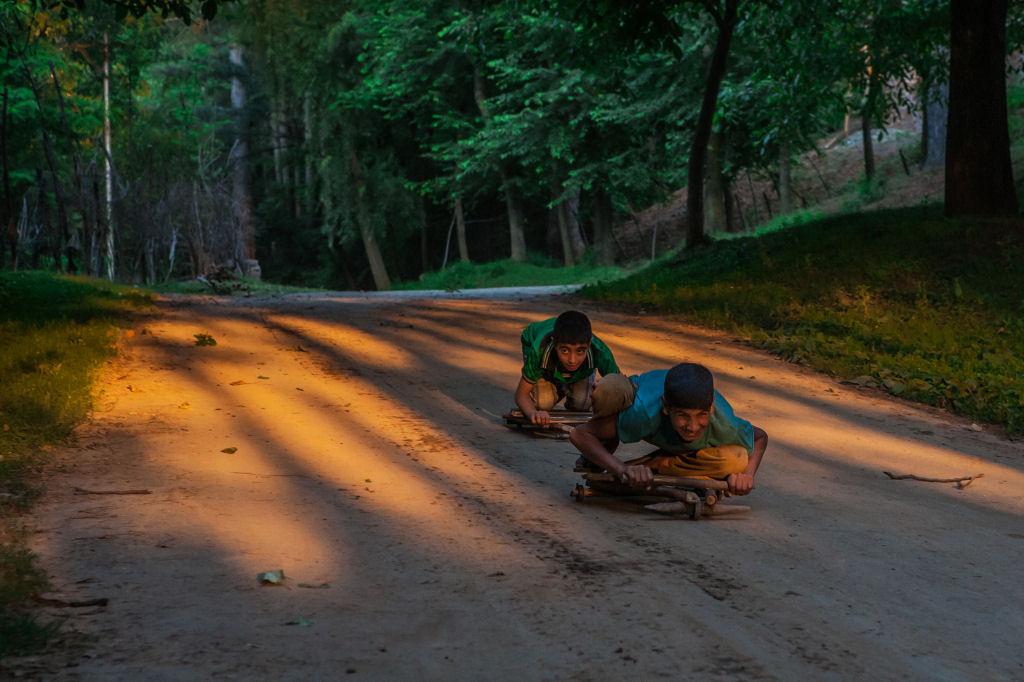 34 fotografías niños jugando mundo 10