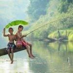 Fotografías inspiradoras de niños jugando por el mundo