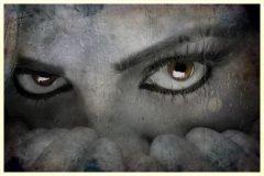 ojos miedo