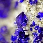 Los 30 minerales más bellos encontrados en la naturaleza