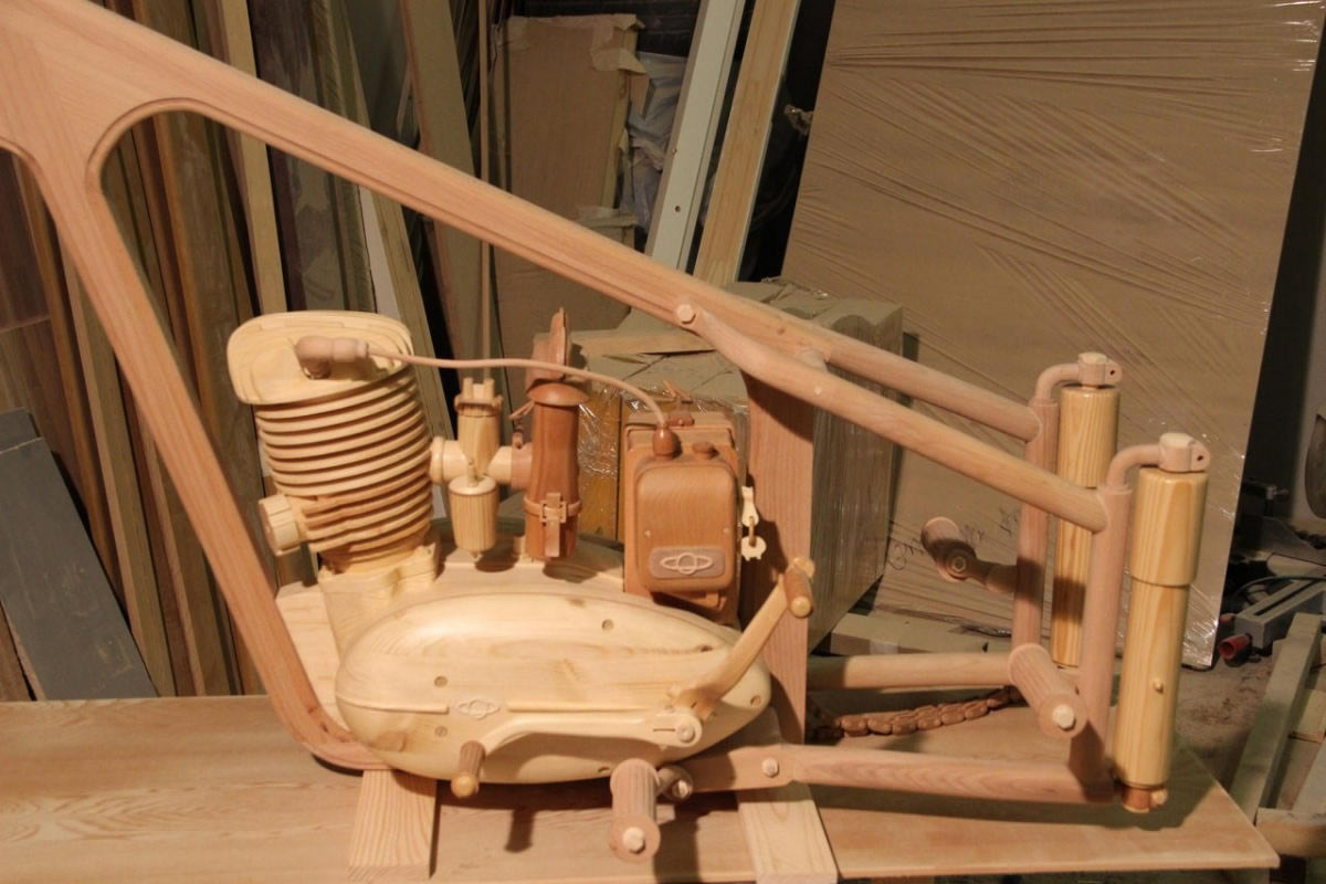 motocicleta de madera (5)