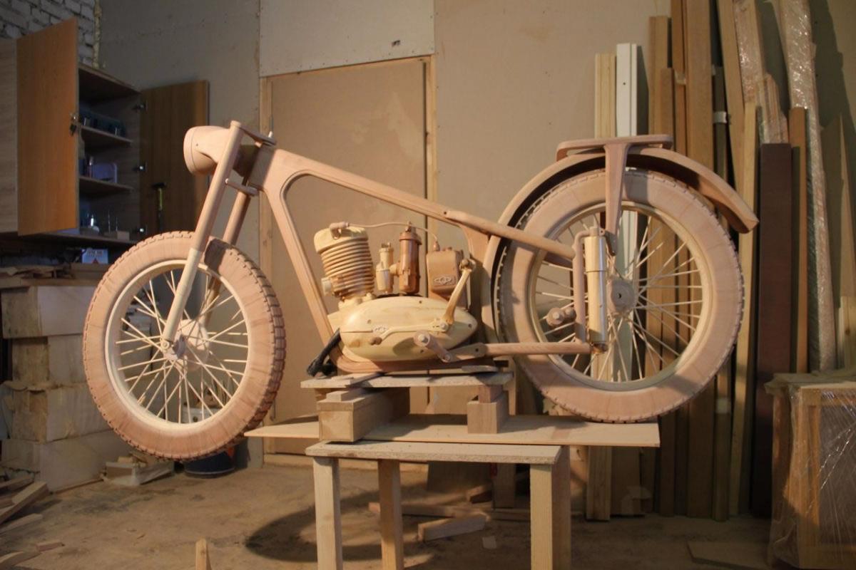 motocicleta de madera (9)