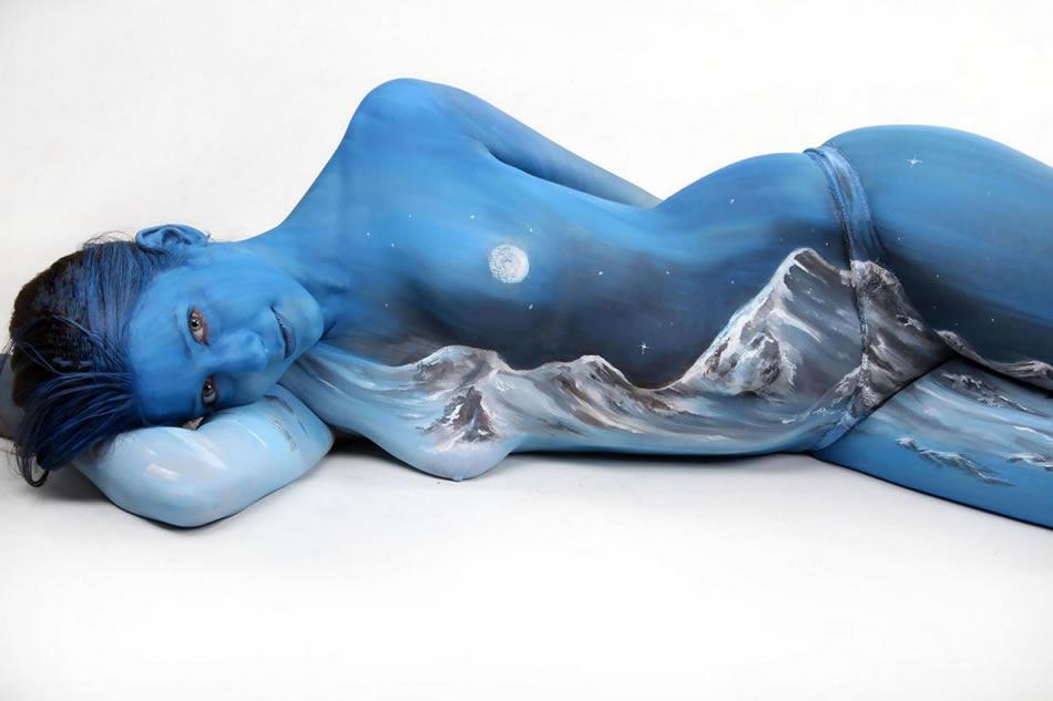 Gesine Marwedel pintura corporal (5)